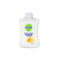 DETTOL LIQUID HAND WASH ANTIBACTERIAL HONEY 250ML (ΑΝΤΑΛΛΑΚΤΙΚΟ)