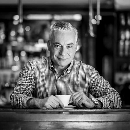 Συνάντηση και γνωριμία με τον δημοσιογράφο και συγγραφέα Νίκο Βατόπουλο