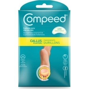 Compeed callouses large