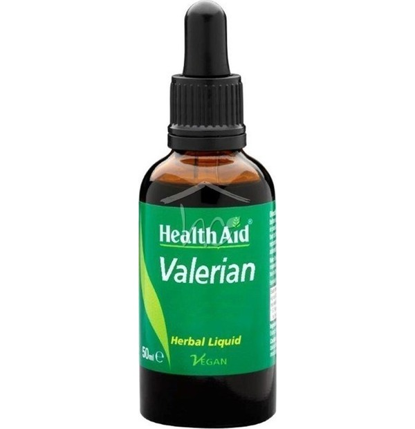 HEALTH AID VALERIAN ROOT LIQUID ΥΓΡΟ 50ML