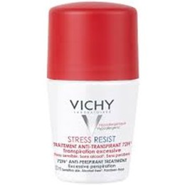 Vichy Deo Bille Stress Resist Αποσμητικό roll-on 50 ml.