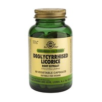 SOLGAR LICORICE ROOT EXTRACT 60CAPS
