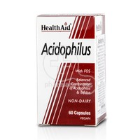 HEALTH AID - Acidophilus - 60caps