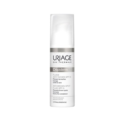 Uriage - Depiderm Fluide Anti Taches SPF15 - 30ml