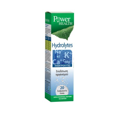 Power Health - Hydrolytes - 20eff.tabs