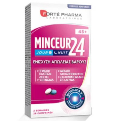 Forte Farma - Minceur 24h Fort 45+ - 28tabs
