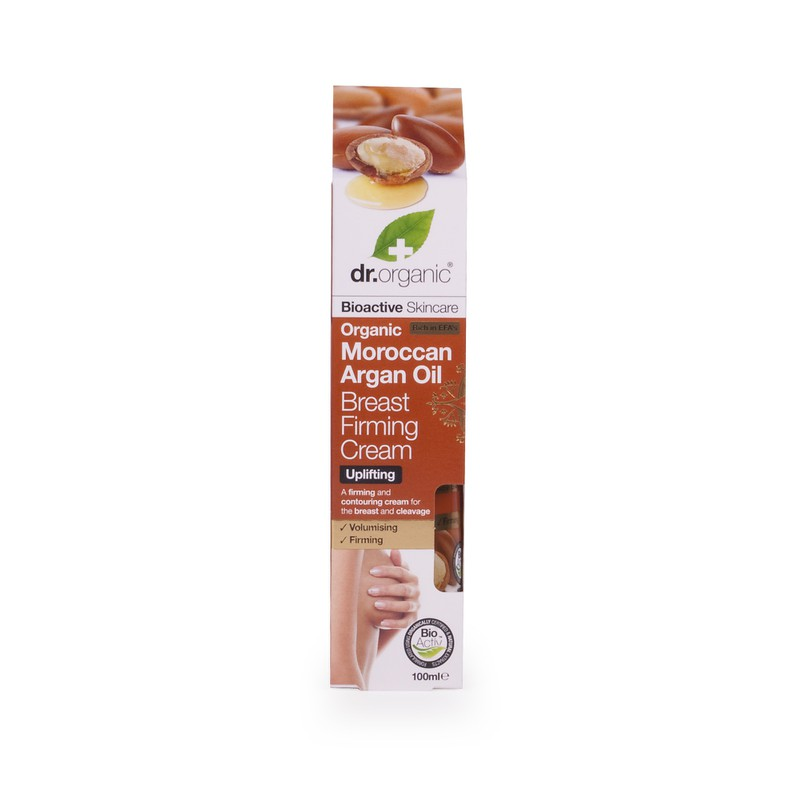 Organic Moroccan Argan Oil Breast Firming Cream