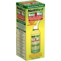 NEILMED NASAMIST YPERTONIC SPRAY 125ML