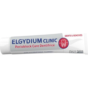 Elgydium clinic perioblock care 75ml