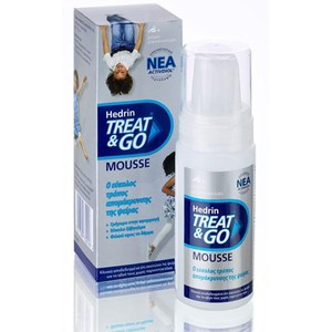 HEDRIN Treat & go mousse 100ml