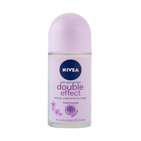 NIVEA ΑΠΟΣΜΗΤΙΚΟ ROLL ON DOUBLE EFFECT 50ML