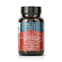 TERRANOVA - Living Multivitamin Woman - 50caps