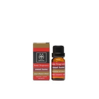 Apivita essential oil blend sweet home