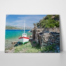 Fishing boat in samos 541554154 a