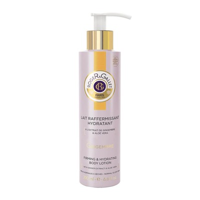 ROGER & GALLET GINGEMBRE LAIT SORBET RAFFERMISSANT BODY LOTION 200ml