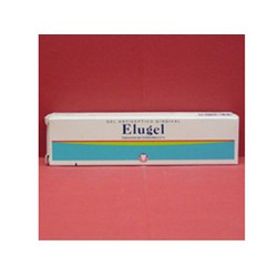 Elugel antiseptic gel with chlorhexidine 0,20%