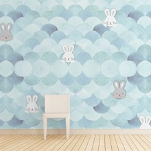 Rabbit pop blue a