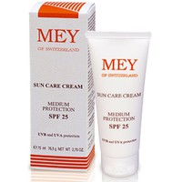 MEY SUN CARE CREAM SPF25 (MEDIUM PROTECTION) 75ML