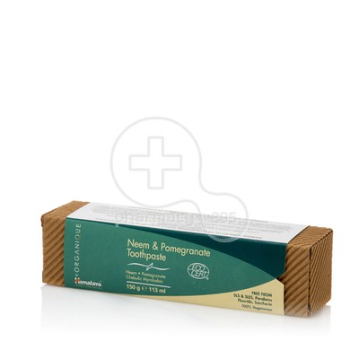 HIMALAYA - ECO Neem & Pomegranate Toothpaste - 150gr