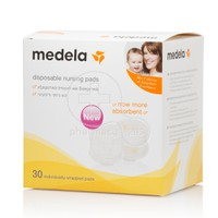 Medela - Disposable Nursing Pads - 30τεμ.
