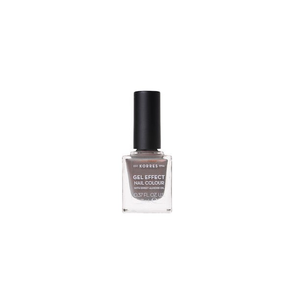 KORRES MAQ. NAIL COLOR N95 GREY BROWN 10ML