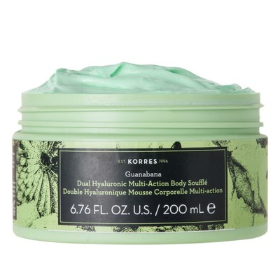 Korres - Kuanabana Dual Hualuronic Multi Action Body Souffle - 200ml