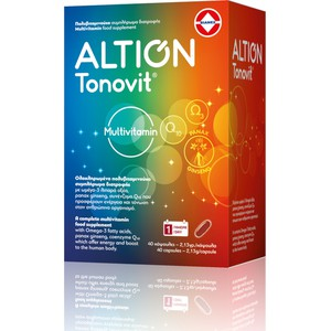 Altion tonovit multivitamin
