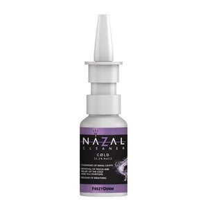 FREZYDERM Nazal cleaner spray cold protype 30ml
