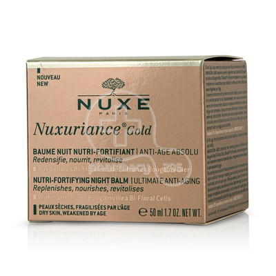 NUXE - NUXURIANCE GOLD Baume Nuit Nutri Fortifiant  - 50ml