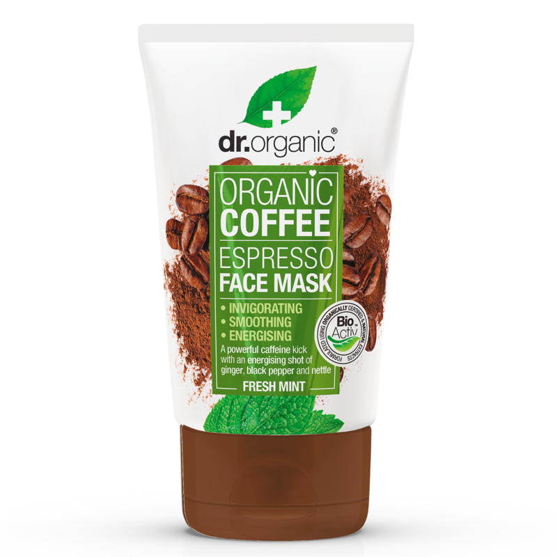 Organic Coffee Espresso Face Mask