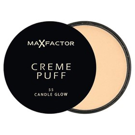 MAX FACTOR CREME PUFF ΠΟΥΔΡΑ 55 CANDLE GLOW