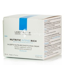 La Roche Posay Nutritic Intense Riche, 50ml