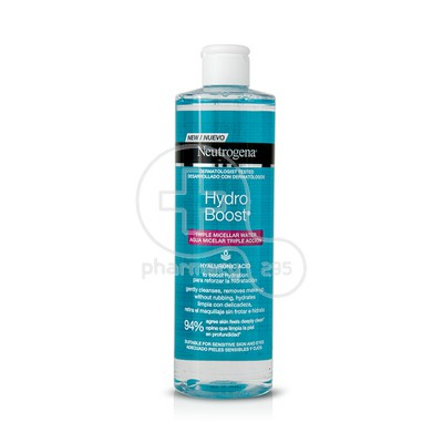 NEUTROGENA - HYDRO BOOST Triple Micellar Water - 400ml