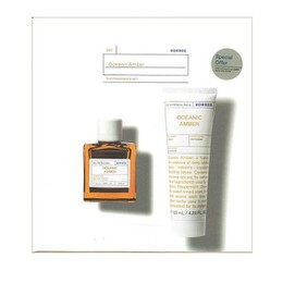 Korres Promo Oceanic Amber Eau De Toilette 50ml & Oceanic Amber After Shave 125ml