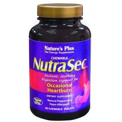 Nature's Plus NutraSec 90 chew.tabs