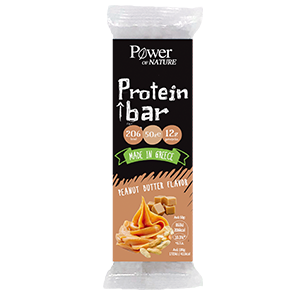 Power of nature protein bar