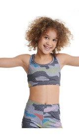 Bdtk Girls' Sports Bra (1202-706124)