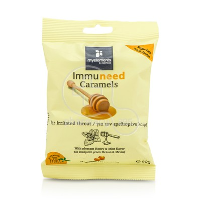 MY ELEMENTS - IMMUNEED Caramels - 60gr