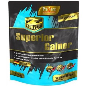 Prevent super gainer vanilla 1000gr