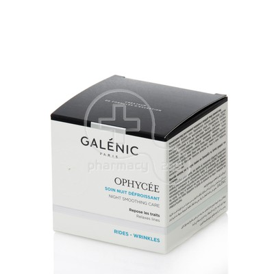 GALENIC - NEW OPHYCEE Soin Nuit Defroissant - 50ml