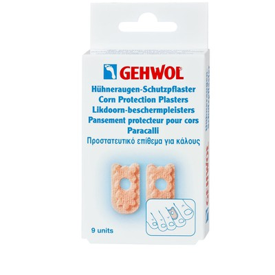 Gehwol - Corn Protection Plasters - 9τεμ.
