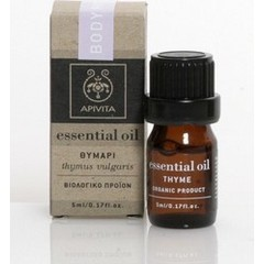 Apivita Essential Oil Θυμάρι 5ml