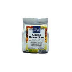 Mega Foods Cocoa Beans Raw 150gr