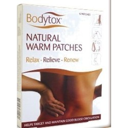 Ino Plus Bodytox Warm Patches 2τμχ.