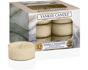 Yankee Candle Αρωματικά Ρεσώ Warm Cashmere 12 Τεμάχια