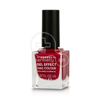 KORRES - GEL EFFECT Nail Colour No56 Celebration Red - 11ml