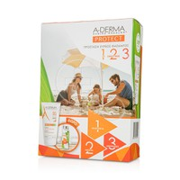 A-DERMA - PROMO PACK PROTECT AD Creme  tres Haute Protection SPF50+ (150ml) & ΔΩΡΟ Παιδικό Παγούρι