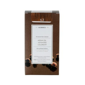 Korres argan oil no 6.3