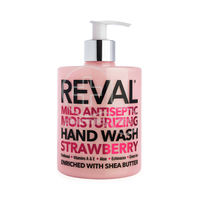 INTERMED - REVAL Mild Antiseptic Moisturizing Hand Wash (Strawberry) - 500ml