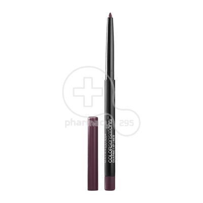 MAYBELLINE - COLOR SENSATIONAL Shaping Lip Liner - No110 (Rich Wine) - 4,5gr